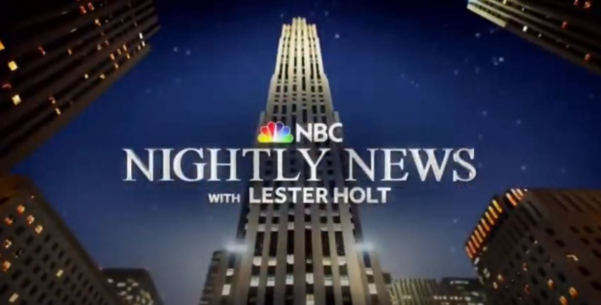 NBC NIGHTLY NEWS: CDC TESTING GUIDELINES – COVID-19 TESTING CONFUSION (08-27-2020)