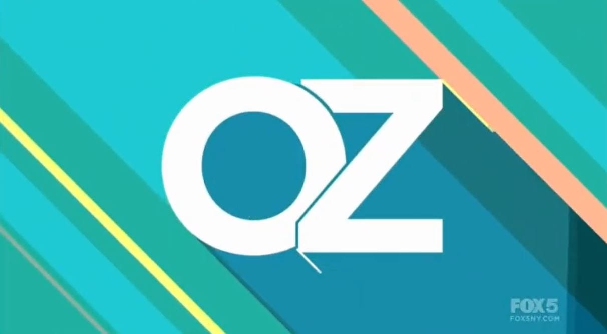 DR OZ:  HOW TO CARE FOR YOURSELF AT HOME AND WHAT TO HAVE ON HAND (11-20-2020)